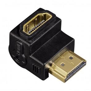 מתאם HDMI בזווית של 270 מעלות., תומך בהעברת 4K ותלת מימד לקבלת תמונה נקיה ומושלמת דגם-122233