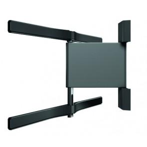 מתקן תליה מסתובב חשמלי עם הטיה למסכי LCD/LED עד 55 אינצ' אולטרה דק המאפשר תכנות זווית רצויה דגם : THIN RC 355 ELE תוצרת VOGELS הולנד