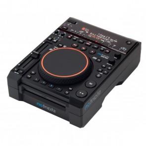 נגן DJ מקצועי בעל כל והפונקציות ל DJ