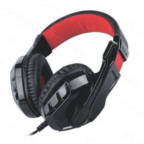אוזניות סטריאו עם מיקרופון במיוחד לגיימינג