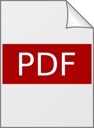 פתיחה בקובץ PDF
