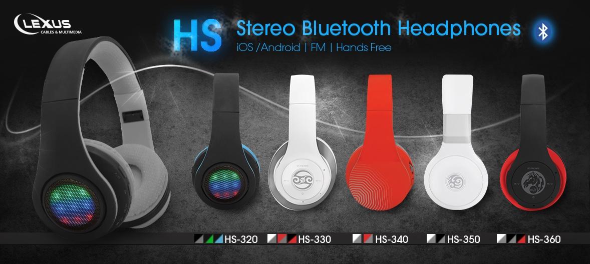 hs-headphons series bluetooth
