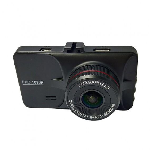 מצלמת דרך לרכב באיכות  HD-P1080 - PURE CINEMA סיריוס אלקטרוניקה DVR-34