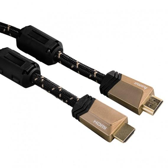 כבל HDMI איכותי באורך 1.5 מטר , תומך בהעברת 4K ותלת מימד לקבלת תמונה נקיה ומושלמת דגם - 122124