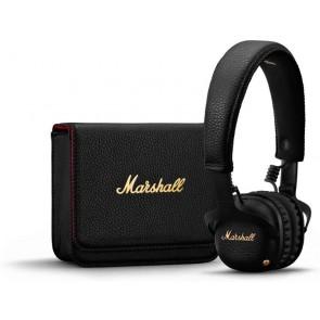 אוזניות מרשל MID A.N.C בלוטוס מבטלות רעשים מבית Marshall