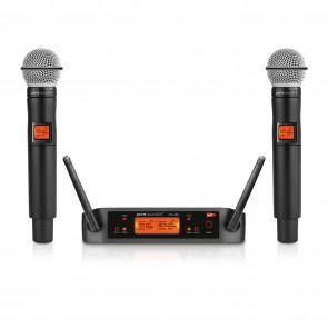 מיקרופונים אלחוטיים עם רגישות גבוהה במיוחד UHF דינמיים ואיכותיים מבית Pure Acoustics