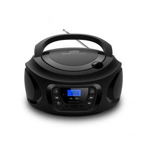 רמקול רדיו דיסק בלוטוס נייד קל לנשיאה Pure Acoustic BB-880