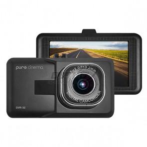 """מצלמת דרך לרכב עם מסך 3"""" וחיישן G"""