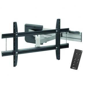 מתקן תליה חשמלי עם הטיה למסך עד 60 אינצ'
