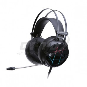 אוזניות  גיימינג קשתית 4D מעוצבות מקצועיות