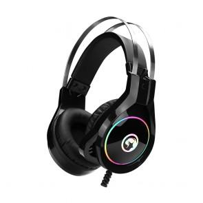 אוזניות סטריאו גיימינג Over Ear עם חיבור USB מבית MARVO SCORPION