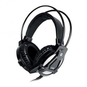 אוזניות סטריאו גיימינג עם מיקרופון מובנה - מבית HP