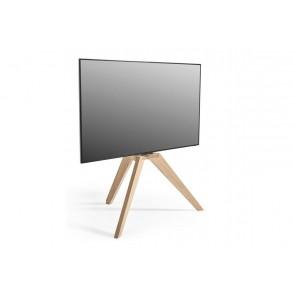 מעמד רצפה לטלוויזיה בעיצוב מודרני מעץ אלון בהיר מבית VOGELS