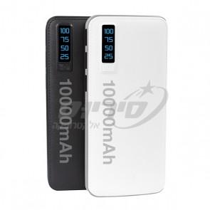 סוללות נטענות 10000 אמפר עם USB 3