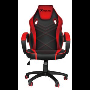 כיסא גיימינג איכותי ומקצועי הכולל כרית תמיכת ראש מובנית