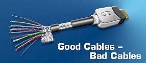 Good cables - Bad cables